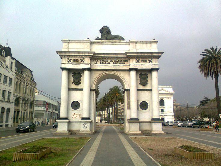 Arco Britanico