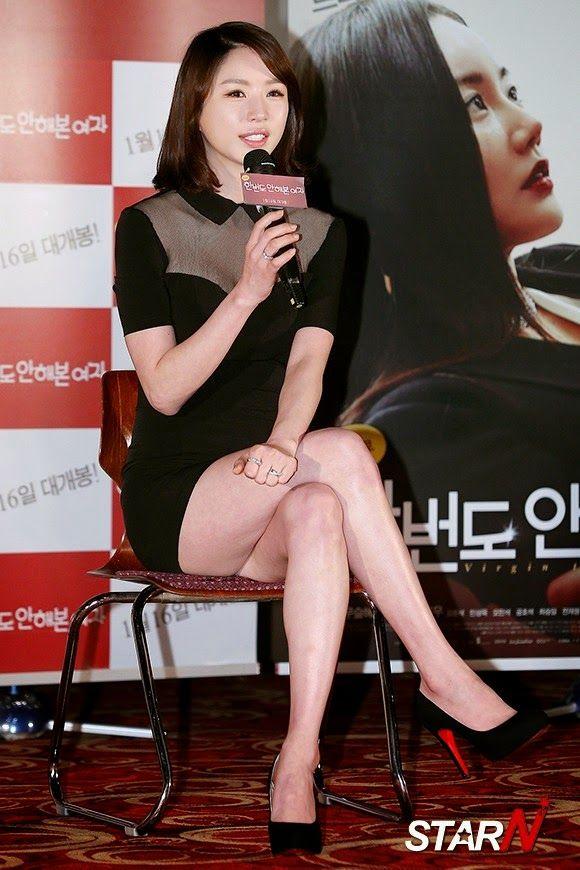 Sa-Hee 사희 밀착드레스 14p | Korean Actress
