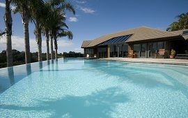 Swimming Pools By Mayfair Pools,  a Stunning infinity pool