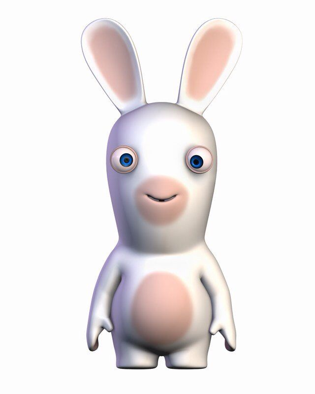 Rabbid invasion