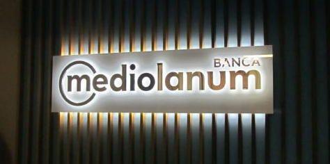 Mediolanum signage