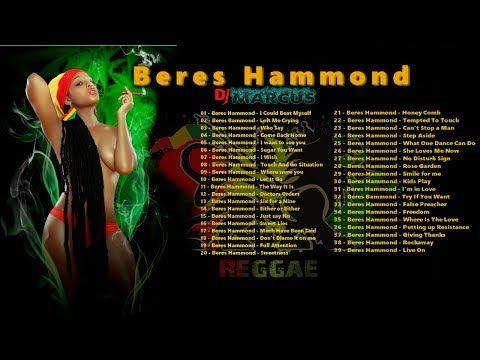 Beres Hammond Mega Mix  Lovers RocK - YouTube