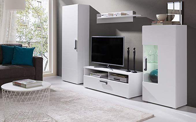Home Direct Mia Modernes Wohnzimmer, TV-Möbel, Wohnzimmerschränke