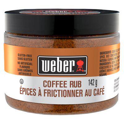 Weber 0.31-oz Coffee Rub