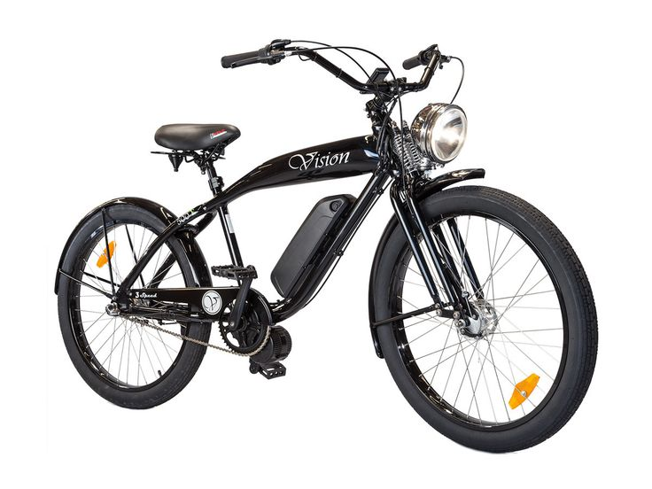 Phantom Vision Electric Bike