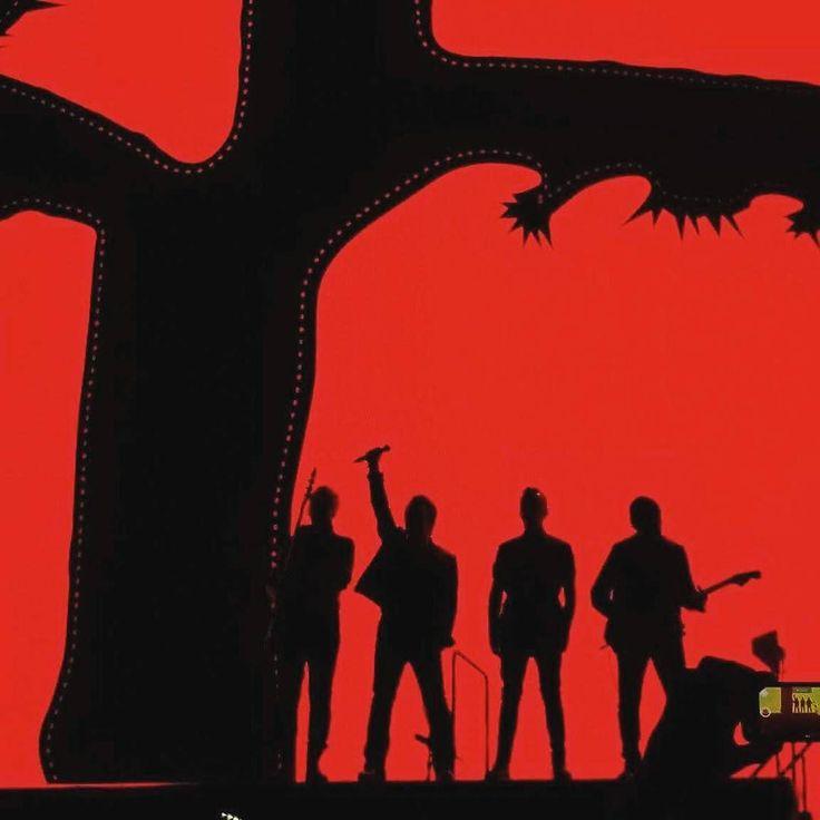 #U2 Joshua Tree 2017