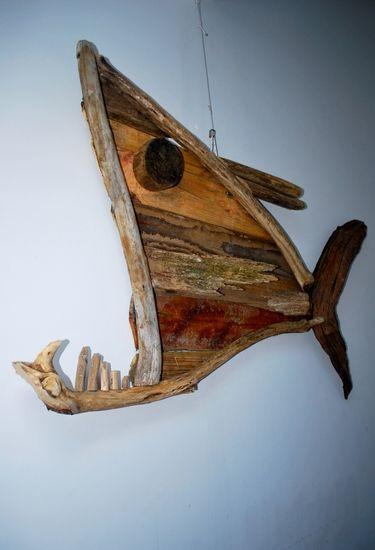 2015-11 Big driftwood fish made at Dijkstijl.com