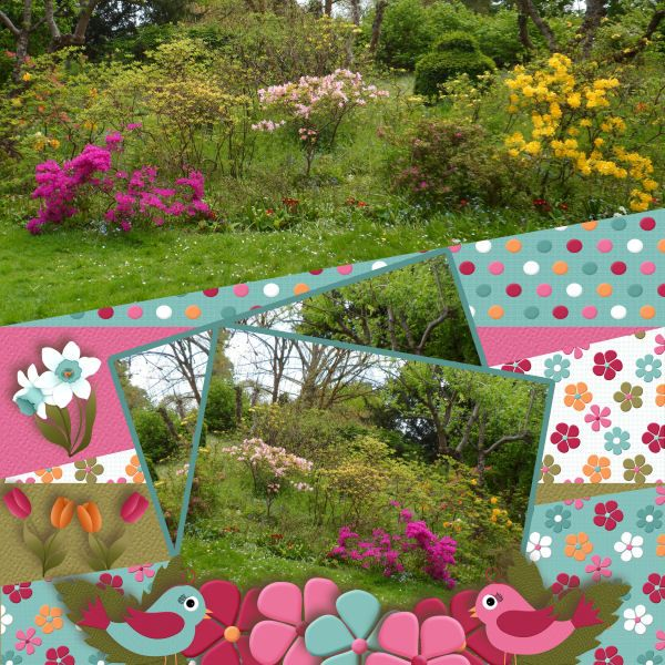 Beauty in Eastcote House Gardens by twizzle. Kit: Spring Time by CL Graphics http://scrapbird.com/designers-c-73/a-c-c-73_514/country-livs-graphics-c-73_514_351/clgraphics-spring-time-page-kit-p-17866.html