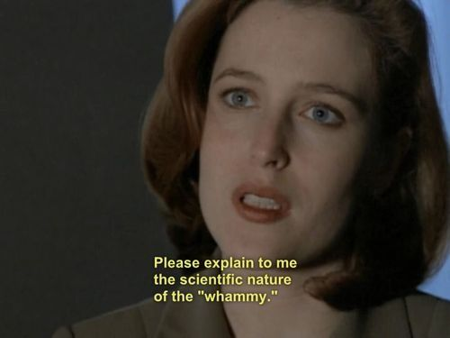 Quotes X Files Magnificent 13 Best The X Files Quotes Images On Pinterest  The X Files X