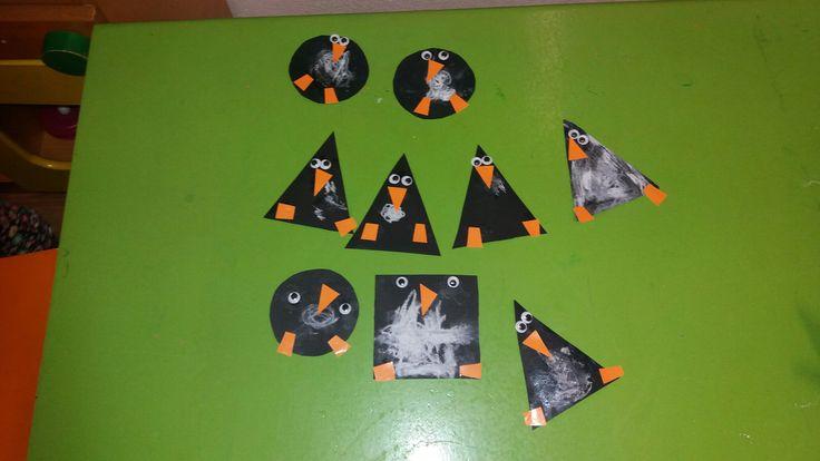 Πιγκουίνοι!