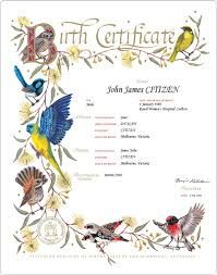 Image result for hand painted birth certificates