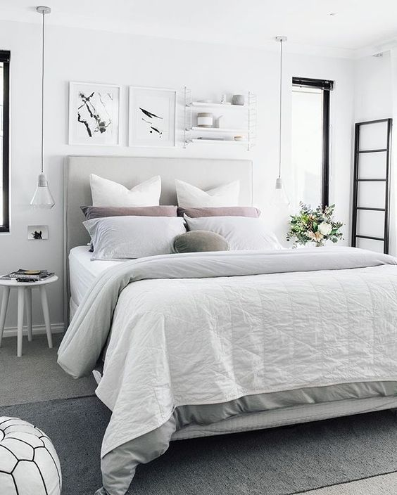 1000+ Ideas About Grey Bedroom Furniture On Pinterest