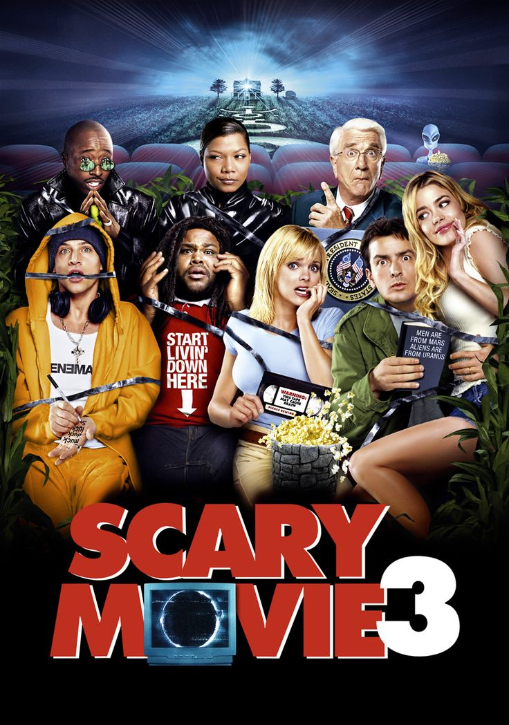 Scary Movie 3 (2003) | You'll die to see these rings