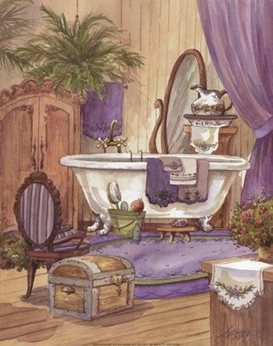 Victorian Bathroom