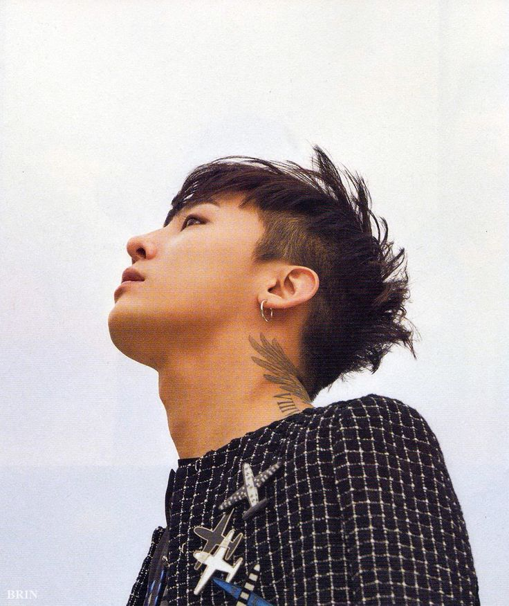 [HQ Сканы] G-Dragon и Нана Комацу для «Nylon Japan» | BIGBANG|빅뱅|Russian VIPs
