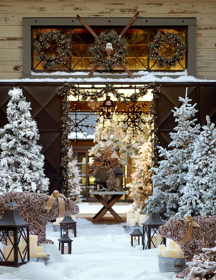 46 best pottery barn christmas images on pinterest merry christmas love merry christmas and. Black Bedroom Furniture Sets. Home Design Ideas