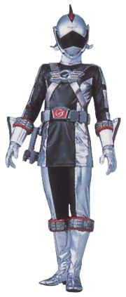 I searched for Power Rangers RPM Gemma images on Bing and found this from http://powerrangers.wikia.com/wiki/Comparison:Miu_Sutou_vs._Gemma