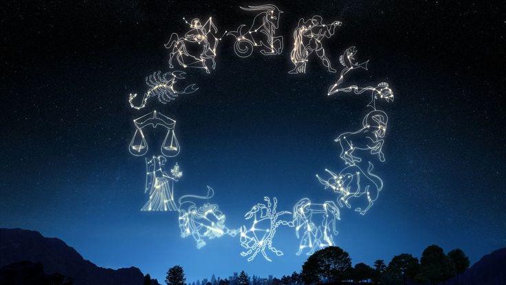 Los movimientos de la Tierra con respecto a las constelaciones cambiaron el