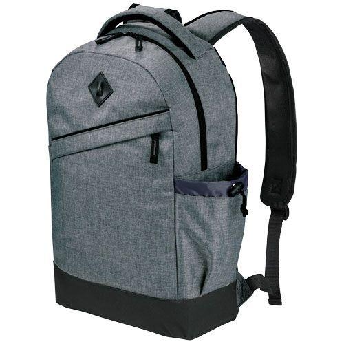 Graphite smalle 15,6'' laptop rugzak als Relatiegeschenk Bedrukken - DéBlé