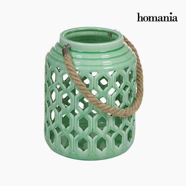 El mejor precio en Hogar 2017 en tu tienda favorita https://www.compraencasa.eu/es/otros-articulos-de-decoracion/68988-farol-de-ceramica-con-asas-by-homania1.html