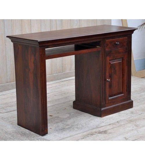 #Indyjskie drewniane #biurko Model: HM-011 @ 1,509 zł. Zamówienie online: http://goo.gl/nZnVYt