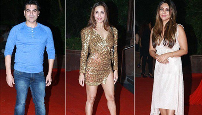 Bollywood stars attend Gauri Khan's Halloween Party in style - Geo News, Pakistan #FansnStars