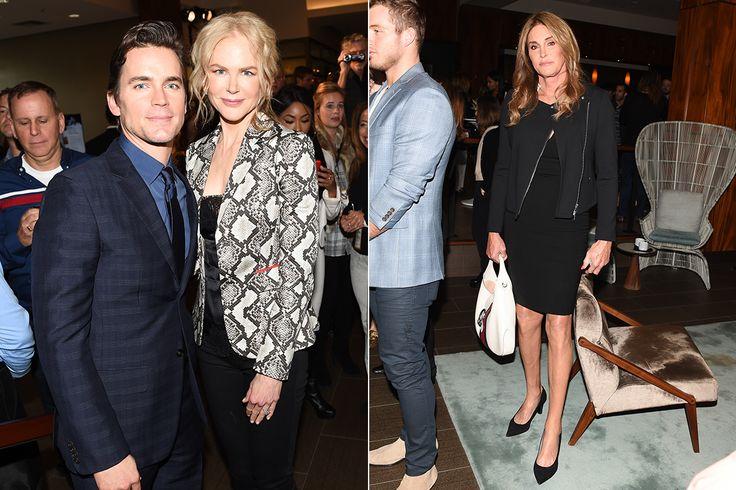 Matt Bomer, Nicole Kidman, Caitlyn Jenner and More Hang with Olympians at Gold Meets Golden Event
