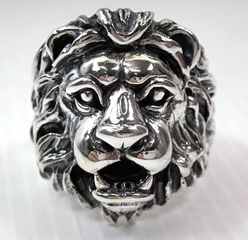 lion rings - Google Search