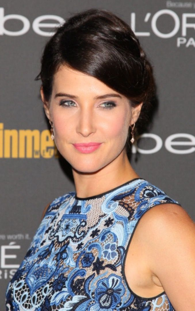 Cobie Smulders Entertainment Weekly pre-Emmy party Fig & Olive Melrose Place, Hollywood 20th September 2013