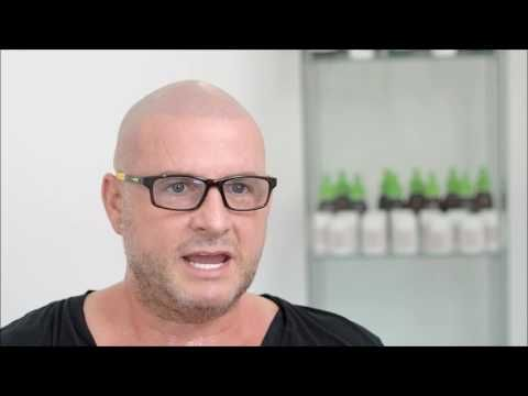 Garvan´s Fight Against Hair Loss and his Micro Scalp Pigmentation Result