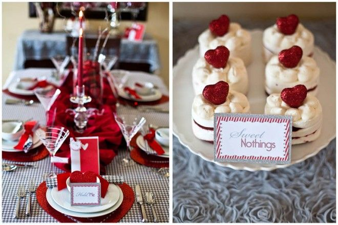 """Love Letters"" Valentine's Dinner Party Ideas! & Free Printables from pizzazzerie.com"