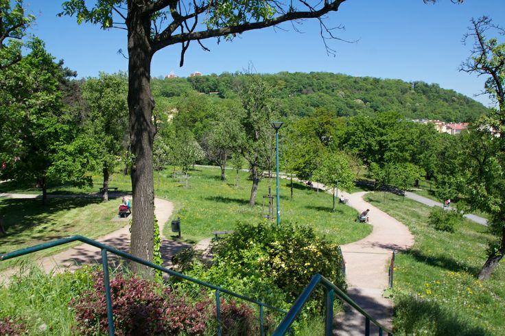 park Sacre Coeur I Prague