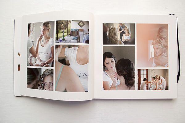 Our Moleskine Wedding Photobook