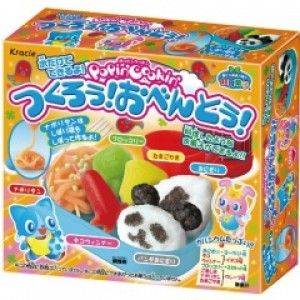 Popin' Cookin' DIY Bento Candy Kit