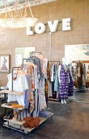 bohemian clothes at Pearl Drop