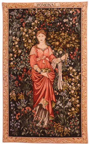 Roman Goddess Pomona