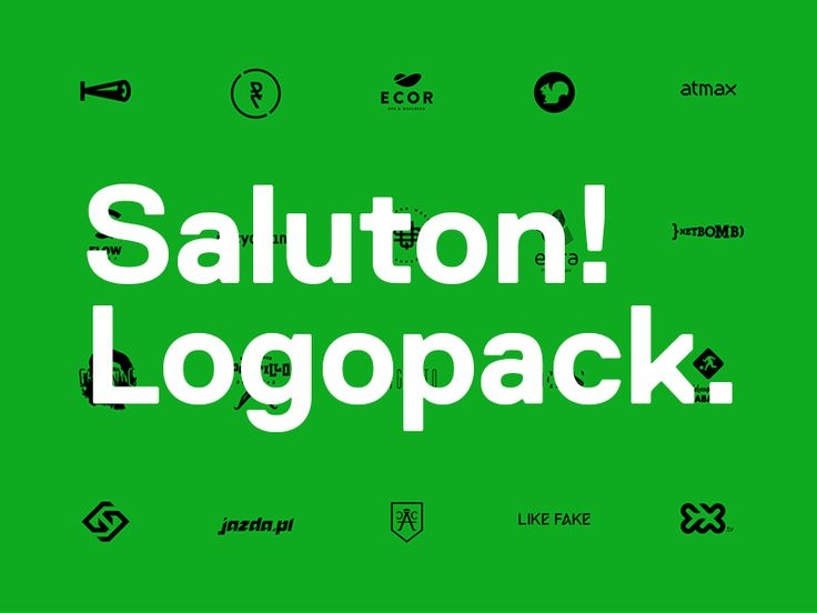 We are creative collective of  3 graphic designers & friends, from  Białystok, Poland. Take a look.  https://www.behance.net/gallery/19823205/Logopack-