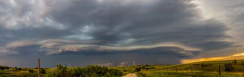 cool Amazing Weather photos - 071715 - Mid July Nebraska Thunderstorms (Pano) #Weather #Images