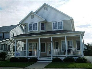 Rehoboth Beach House Rental: 6 Queen : 5 Br / 4.5 Ba House In Rehoboth Beach, Sleeps 14 | HomeAway