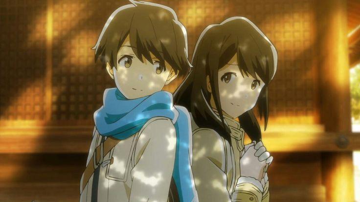 Akane x Kotarou ( Tsuki ga Kirei )