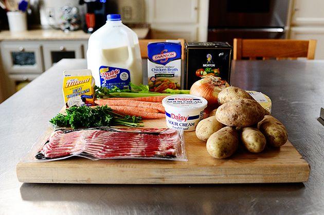 Perfect Potato Soup | Recipe | Potato Soup, The Pioneer Woman and ...