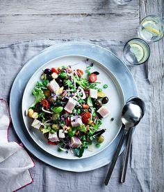 Niçoise salad with albacore tuna recipe, Stokehouse Brisbane :: Gourmet Traveller