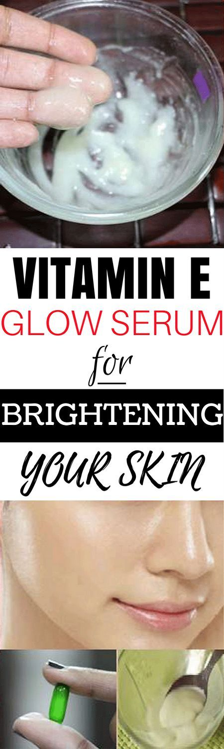 Vitamin E is extremely beneficial for your skin and hair. However, vitamin E night creams are very expensive. For that reason, we will present you a homemade vitamin E facial night serum. In a few days, you'll be amazed by the result! #animals #vitamins #vitaminA #FF