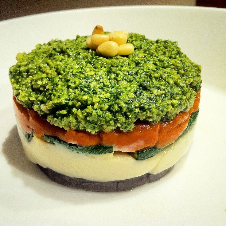 Vegetarian gluten free lasagne