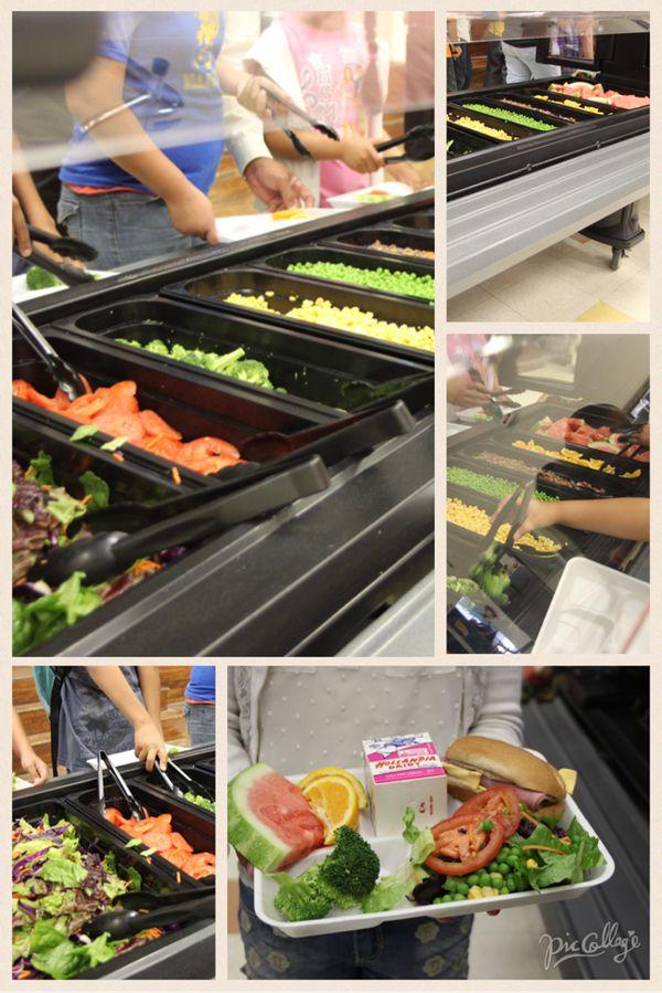 127 best school salad bars that rock images on pinterest for Food at bar 38