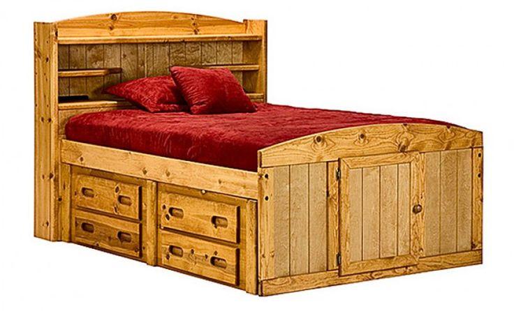 best 25 captains bed ideas on pinterest diy storage bed twin bed measurements and kids full. Black Bedroom Furniture Sets. Home Design Ideas