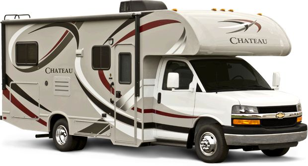 2013 Chateau Class C Motorhomes by Thor Motor Coach