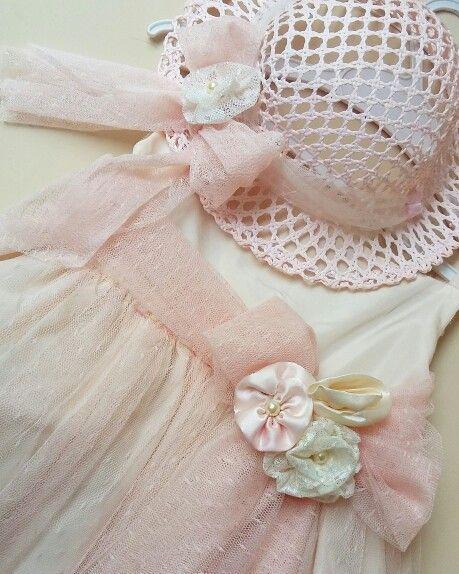 Βαπτιστικο ρούχο vintage #βάπτιση #γάμος #vaptisi #vaftisi #καραβι #navy #naftiko #vaptistika #pink #baby #wendding #greece #vintage
