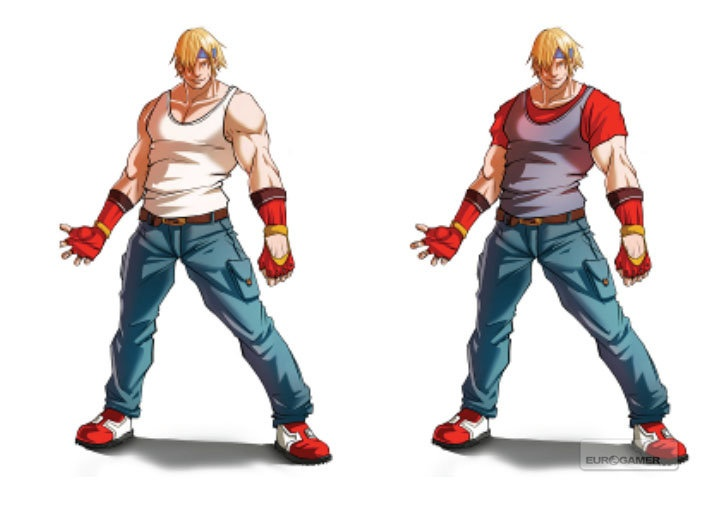 streets of rage concept art axel vid amp comp games