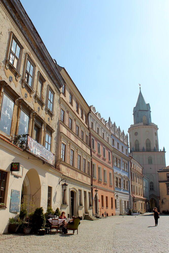 Wieża Trynitarska - Stare Miasto w Lublinie
